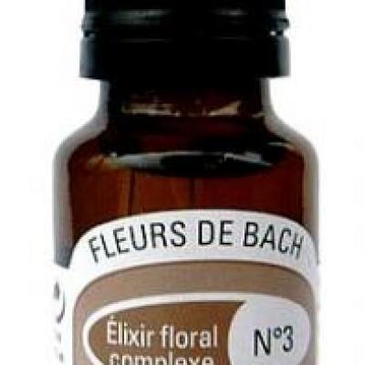 Composition n° 03 : Apaisement,  20 ml, Hautes-Alpes, BIO