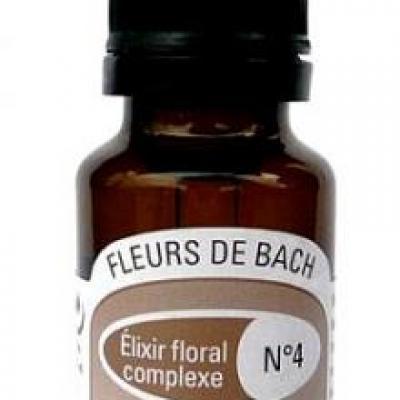Composition n° 04 : Désaccoutumance, 20 ml, Hautes-Alpes, BIO