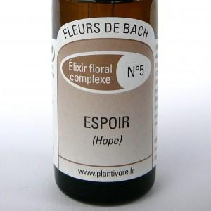 Composition n° 05 : Espoir, 20 ml, Hautes-Alpes, BIO