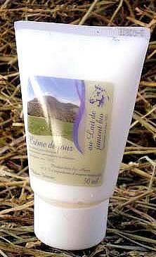 Crème de jour au lait de jument 50 ml, bio