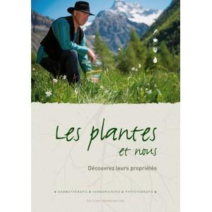 Les plantes et nous par l'équipe d'Herbiolys