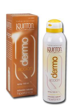 Quinton spray dermo action 20 ml