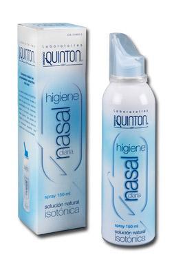 Quinton spray hygiène nasale 150 ml