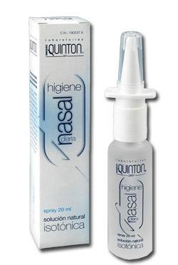 Quinton hygiène nasale 20 ml