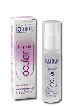 Quinton spray dermo occulaire 20 ml