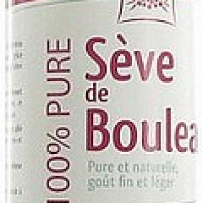 Sève de Bouleau, 500 ml, 100% pure et naturelle