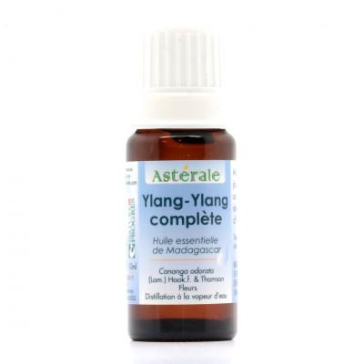 Ylang-ylang complète (Huile essentielle), 10 ml