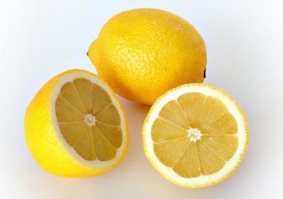 Citron jaune zeste (Essence), 10 ml