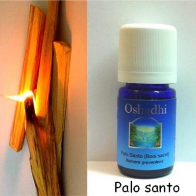 Palo santo ou Bois sacré (Huile essentielle), 5 ml