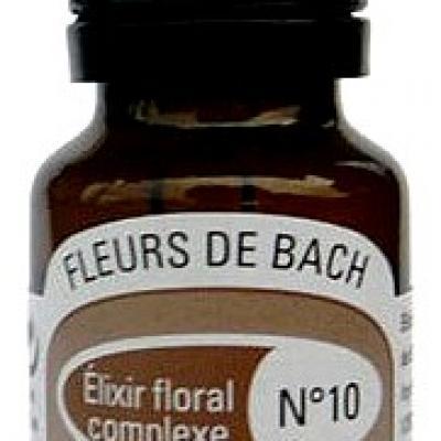Composition n° 10 : Douce nuit, 20 ml, Hautes-Alpes, BIO