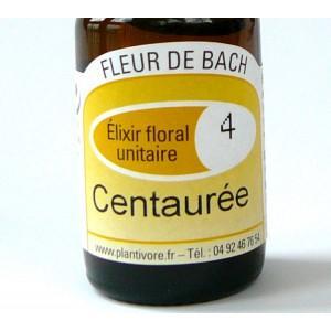 Unitaire n° 04 : Centaurée (Centaury), 10 ml, Hautes-Alpes, BIO
