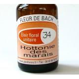 Unitaire n° 34 : Hottonie des marais (Water violet), 10 ml, Hautes-Alpes, BIO