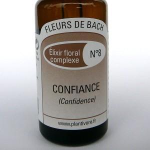 Composition n° 08 : Confiance, 20 ml, Hautes-Alpes, BIO
