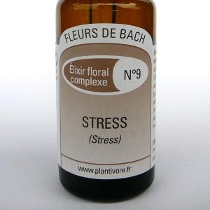 Composition n° 09 : Stress, 20 ml, Hautes-Alpes, BIO