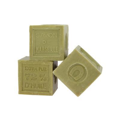 Savon de Marseille à l'huile d'olive, cube 300g