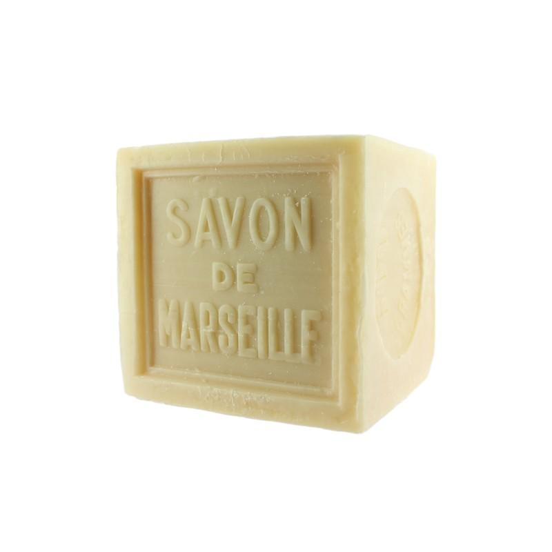 Le savon cube vegetal 300g