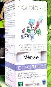 Acanthis : elixirolys : ménolys 50 ml