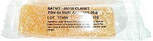 Pâte de fruits à l'argousier, 30 g