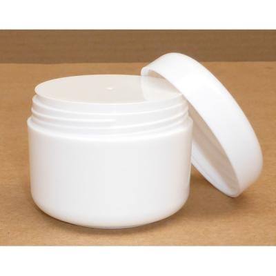 Pot à crème PP Blanc 15 & 30 ml