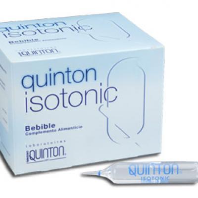 Quinton Isotonique (Ampoules)