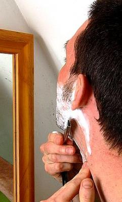 Lotion après-rasage