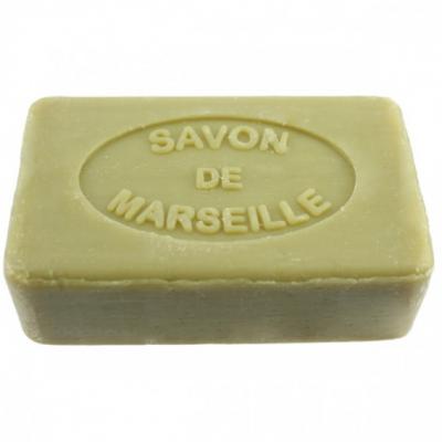 Savon de Marseille à l'huile d'olive, savonnette de 100g