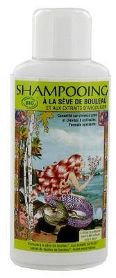 Shampoing à la sève de bouleau, 150 ml