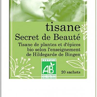 Tisane Hildegarde de Bingen, Secret de beauté, 20 sachets, bio